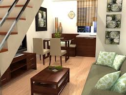 Townhouse Interior Design Ideas Philippines Living Room Design For Small Spaces In The Philippines
