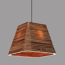 wood ceiling light shade home lighting design ideas