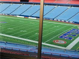 Ralph Wilson Stadium Seating Chart View Buffalo Bills M T Bank Club Billsseatingchart Com