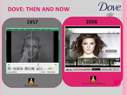 Dove Evolution Dove Evolution Of A Brand