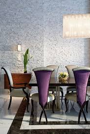 amazing miami contemporary wingback chair dining room with white stacked purple velvet dining room chairs decor