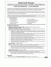 Cover Letter Sample Sales Management Resume Sample Sales
