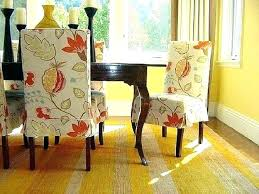 marvellous ideas plastic seat covers dining room chairs chair cover intended for 13 clear