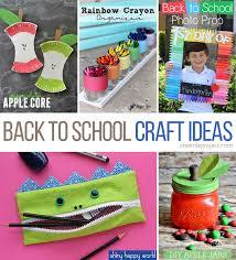 25 back to school craft ideas facebook