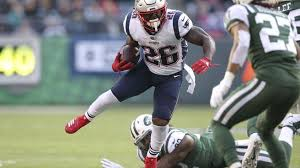 New England Running Back Depth Chart Patriots Roster Reset Running Back Depth Chart Nbc Sports