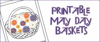 Small Picture Printable May Day Baskets May Day Coloring Pages Woo Jr Kids