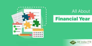 Financial Year What Does Financial Year Mean Income Tax Return All India Itr
