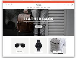 Template Websites Beauteous 48 Best Free ECommerce Website Templates In 4818 UICOOKIES