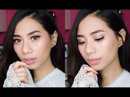 video tutorial makeup natural dengan produk wardah