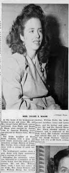 Duane S. Mann and Jean Keith wedding - Newspapers.com