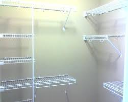 custom wire shelving closet wire shelves closet picture of custom wire shelving closet wire shelving sizes