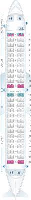 Jetblue Plane Seating Chart Seat Map Jetblue Airways Embraer Emb 190 Seatmaestro