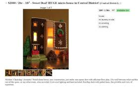 Small Picture Sweet deal Ad for 2000 a month gingerbread house in Central