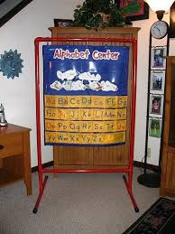 How To Make A Pvc Pocket Chart Stand This Site Has Instructions To Make Felt Board And To Make