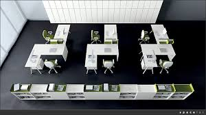 office desk configuration ideas. Spaceist-kompany-white-corner-office-desk-layout Office Desk Configuration Ideas