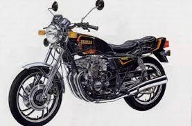 yamaha xj550 1981