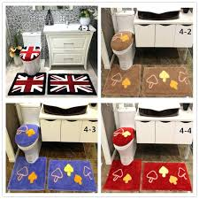 bathroom toilet seat covers cover set get the matching floor mats as well bath rugs sets