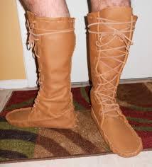 plainsman boots moccasins