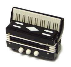 Miniatur Musikinstrumente