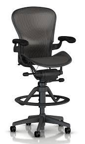 herman miller classic aeron® stool  basic  gr shop canada