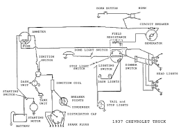 wiring diagram for a 1937 chevy truck wiring wiring diagrams complete electrical wiring diagram for 1937 chevrolet truck