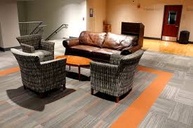 carpet dunkin donuts center executive suite level renovations