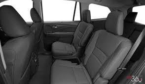 honda pilot 2016 interior black. Plain Black Interior View 2016 Honda Pilot TOURING Black Leather Grey Beige  Leather Leather On L
