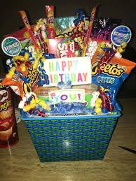 birthday gift basket for him birthday gift baskets for him