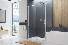 bathroom with bath and shower sanswiss