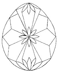 Small Picture Free Printable Easter Egg Coloring Pages Coloring Home