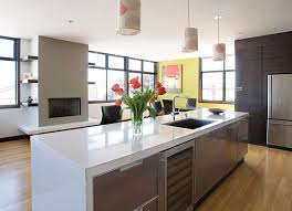 Contemporary Kitchen Remodel Decoration