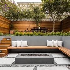Modern patio floor Exterior Inspiration For Modern Backyard Concrete Paver Patio Remodel In San Francisco With Fire Pit Houzz 75 Most Popular Modern Patio Design Ideas For 2019 Stylish Modern