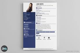Modern Resume Design Therpgmovie