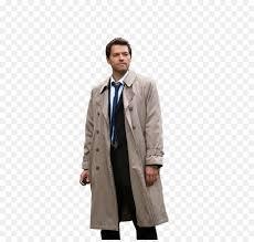 misha collins castiel supernatural trench coat supernatural