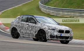 2018 bmw x2. interesting 2018 2018 bmw x2 spied a small and sporty spinoff throughout bmw x2