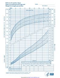 Average Head Circumference Chart 6 Baby Weight Chart Templates Free Templates In Doc Ppt