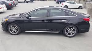 hyundai sonata 2015 sport black.  2015 Awesome 2015 Hyundai Sonata Sport 20T Sedan 4Door  U2013 TURBO BLACK 2000 UNDER KBB VALUE 20172018 With Black 5