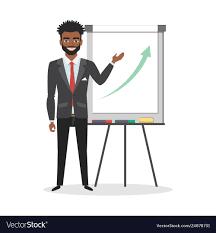 Free Standing Flip Chart Presentation On Flip Chart Paper
