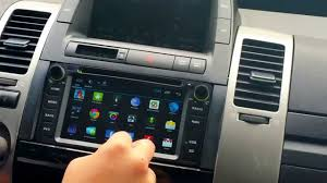 Toyota Corolla (2007) Android 4.1 Installed in 2009 Prius - YouTube