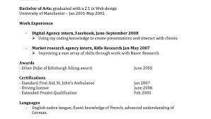 Resume Format Samples Functional Resume Template Free Samples