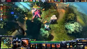 epic secret vs vici gaming game 1 dota 2 asia championships
