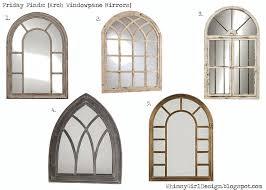 wall enjoyable arched decor window metal iron gate decorating niche shutter door decorative mirror arch creative