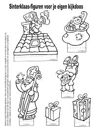 Kleurplaat Kinderen Aan Stoomboot Van Sinterklaas 156 Best