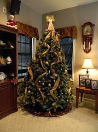 Living Room Decorating For Christmas Great Tips On Decorating A Christmas Tree With More Baubles And