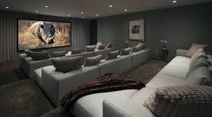 diy basement home theater design ideas small media room on a