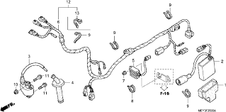 crfx wiring diagram image wiring diagram elliott bros of bendigo crf450x9 adr parts changes crf450x on 2005 crf450x wiring diagram