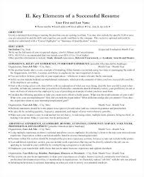 Proper Format For Resume Proper Resume Layout Homely Ideas Resume