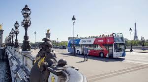 Visit Paris Aboard Our Sightseeing Bus Open Tour