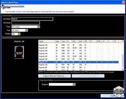 PureSim Baseball 2007 Windows game - Mod