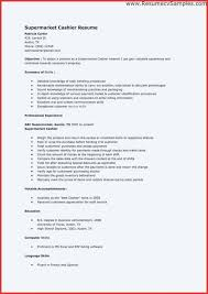 Grocery Store Cashier Resume Awesome 775 Grocery Store Resume Markedwardsteen